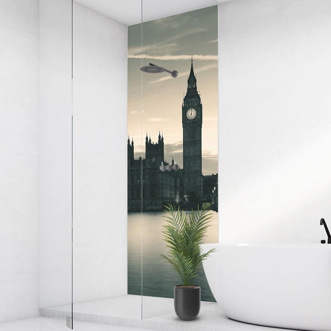 Duschrückwand London