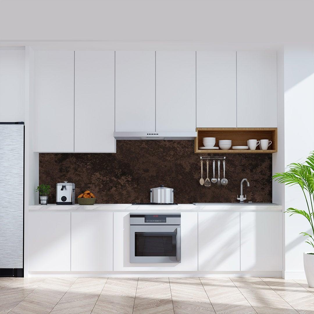Küchenrückwand Oxidian Flair