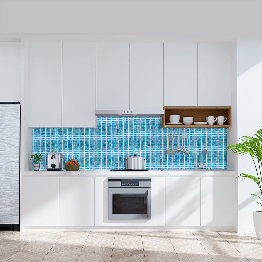 Küchenrückwand Mosaik Klassik