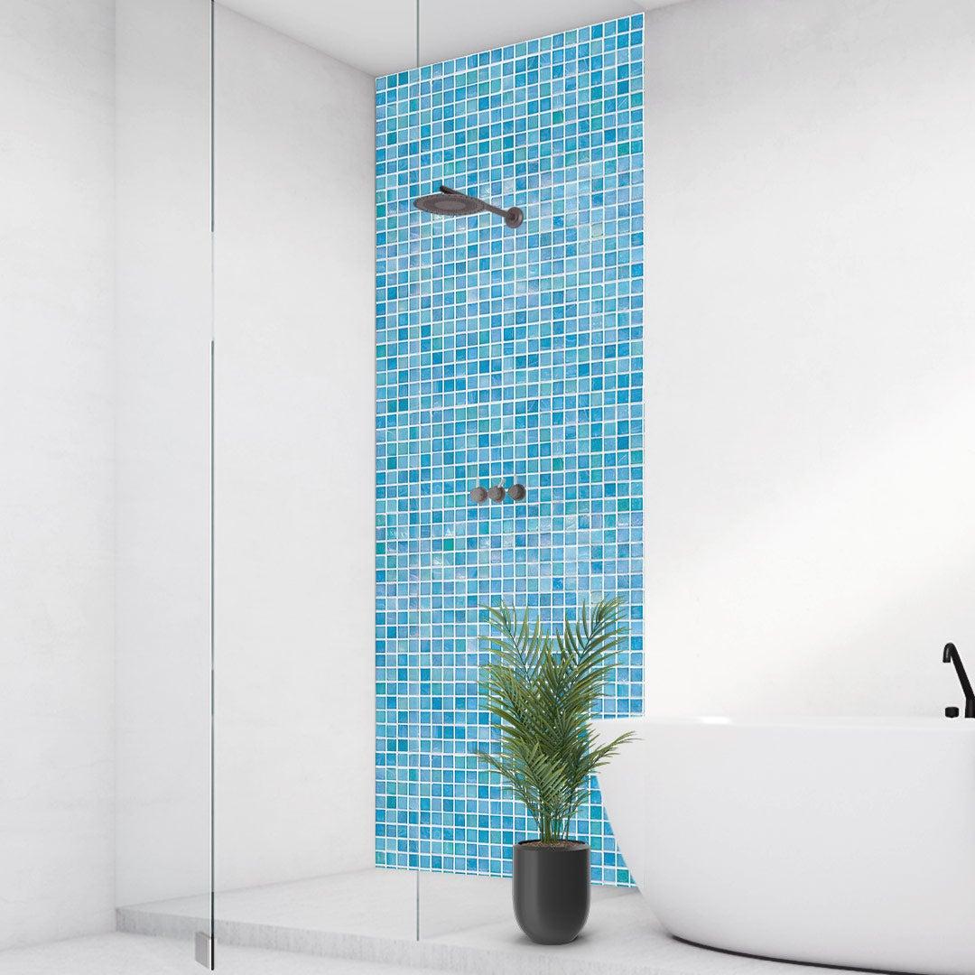 Duschrückwand Mosaik Classic