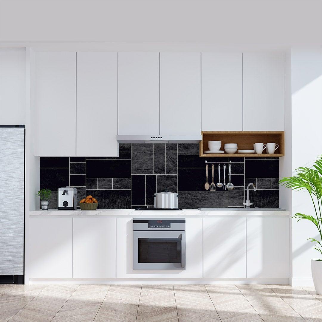 Küchenrückwand Fliesen Slate