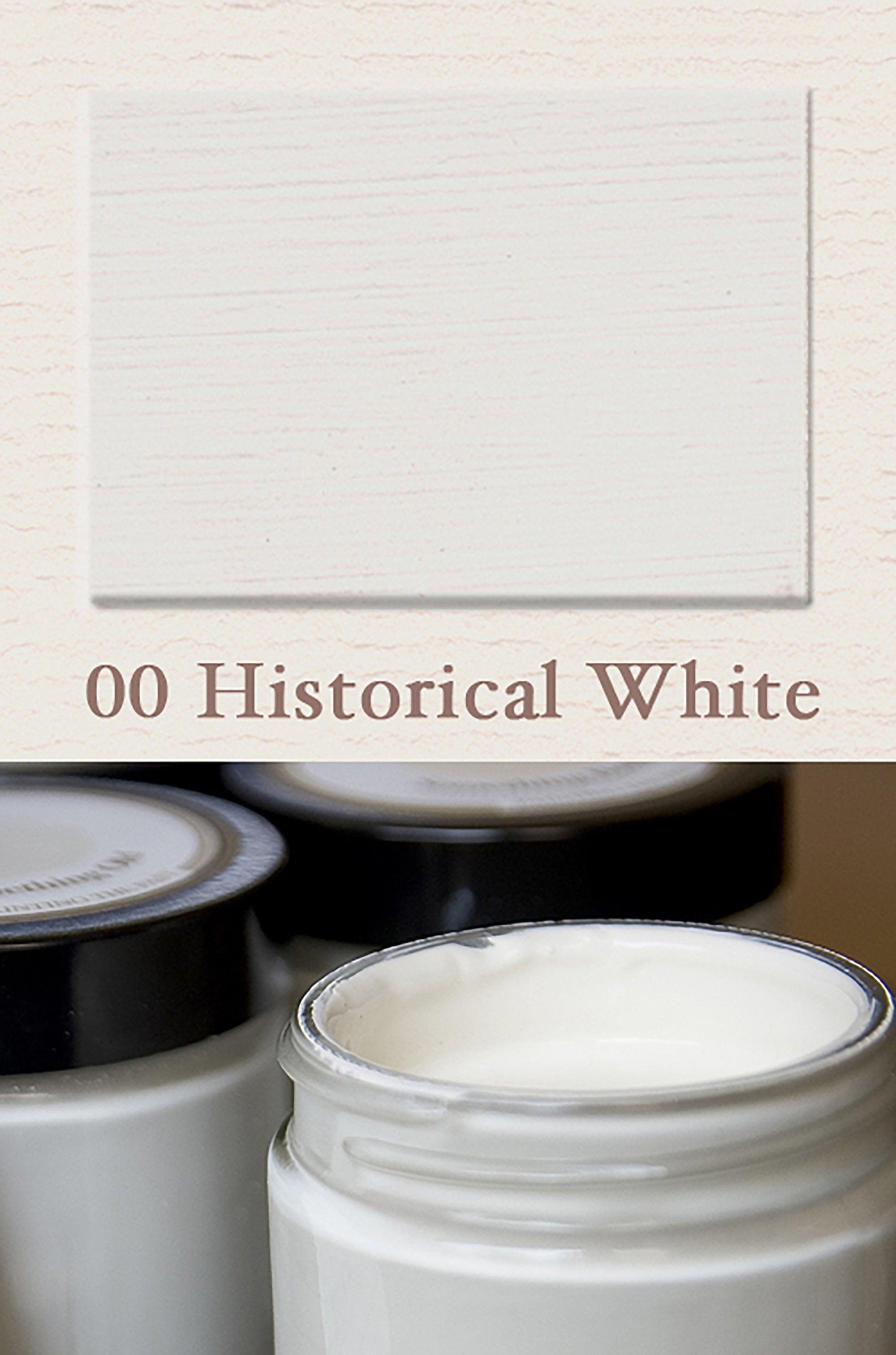 Hiatorical White