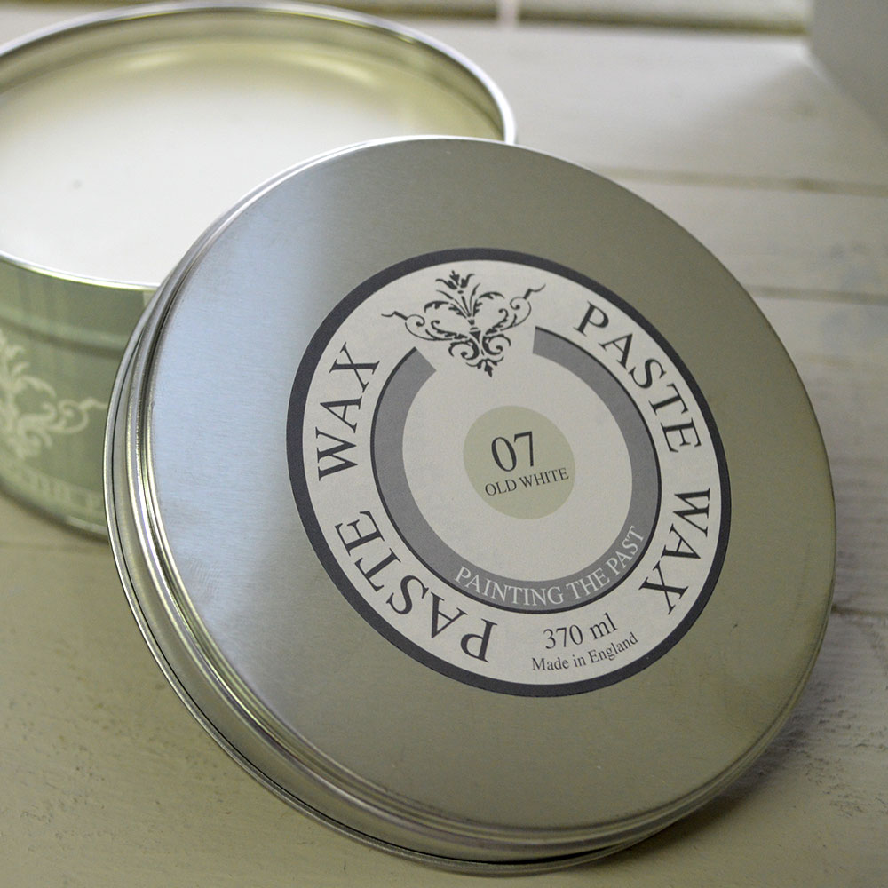 Painting the Past - Wax Old White 370ml