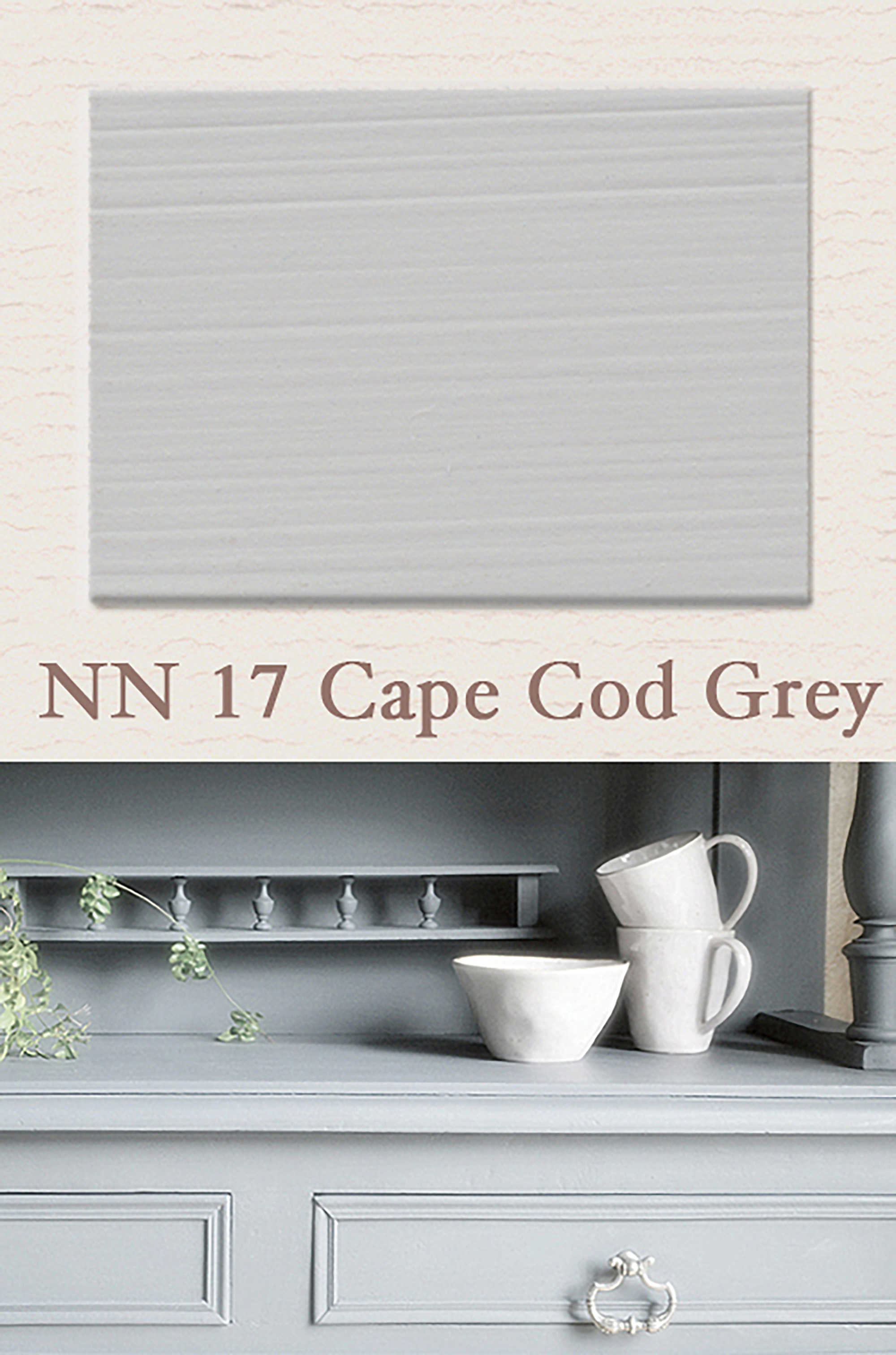 Cape Cod Grey