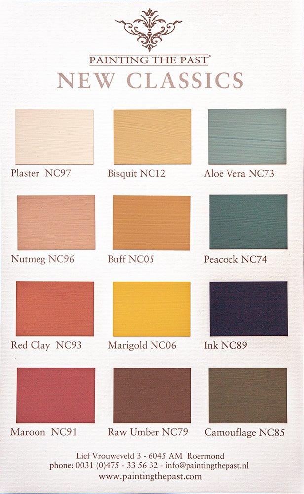 ColourCard New Classics