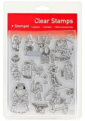 46829 - Clear Stamp Set - Weihnachten Modern -