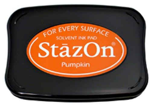 98292 - StazOn - Pumpkin - Stempelkissen -