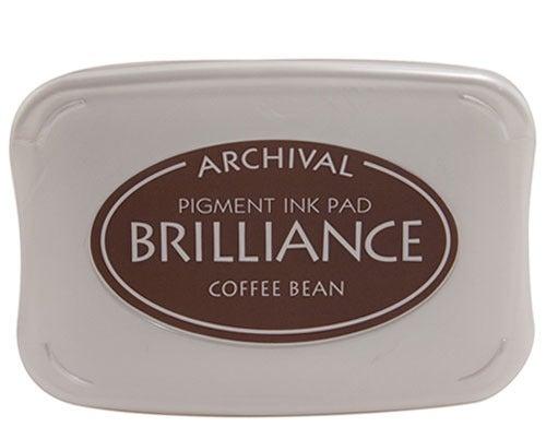94254 - Brilliance - Coffee Bean - Stempelkissen -