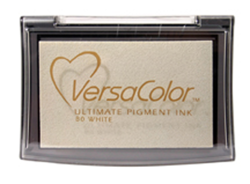97280 - VersaColor - White - Stempelkissen -