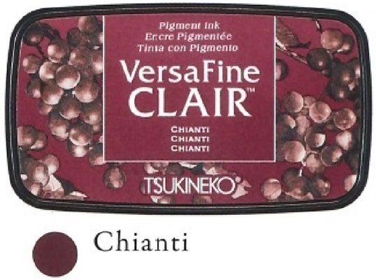 91553 - VersaFine CLAIR - VF-151 - Chianti - Stempelkissen -