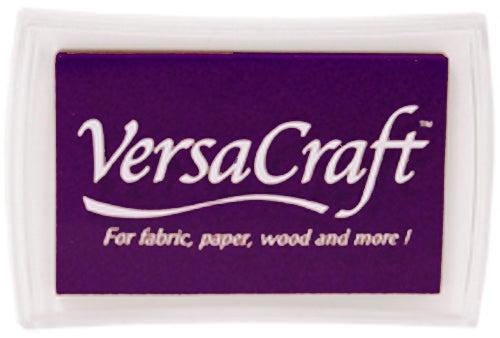 96016 - VersaCraft - Peony People - Stoff-Stempelkissen -