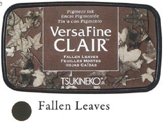 91554 - VersaFine CLAIR - VF-451 - Fallen Leaves - Stempelkissen -