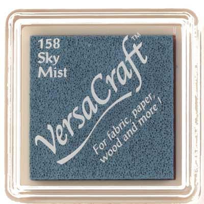 96858 - VersaCraft Mini - Sky Mist - Stoff-Stempelkissen -
