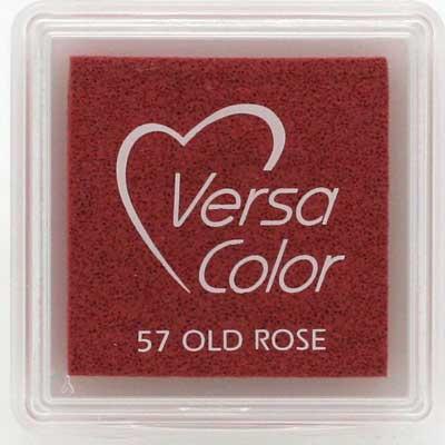 97057 - VersaColor Mini - Old Rose - Stempelkissen -