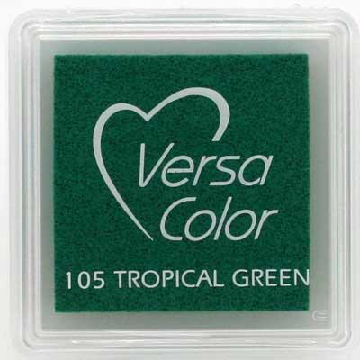 97105 - VersaColor Mini - Tropical Green - Stempelkissen -