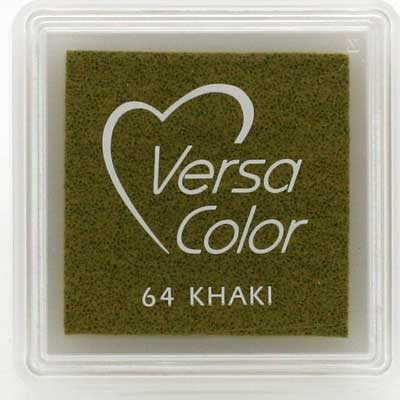 97064 - VersaColor Mini - Khaki - Stempelkissen -