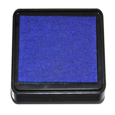 43218 - Tinten-Stempelkissen - Blau - 32x32 mm