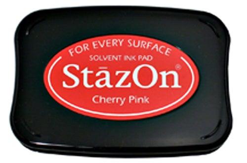 98281 - StazOn - Cherry Pink - Stempelkissen -