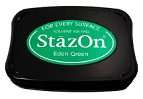 98253 - StazOn - Eden Green - Stempelkissen -