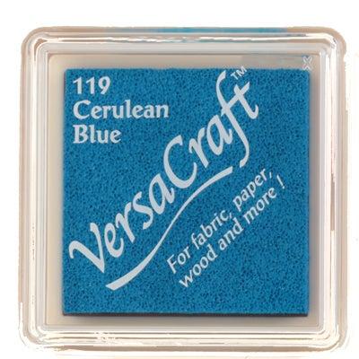 96819 - VersaCraft Mini - Cerulan Blue - Stoff-Stempelkissen -
