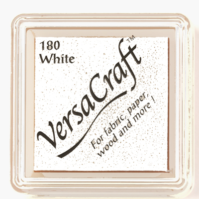 96880 - VersaCraft Mini - White - Stoff-Stempelkissen -
