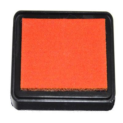 43213 - Tinten-Stempelkissen - Orange - 32x32 mm