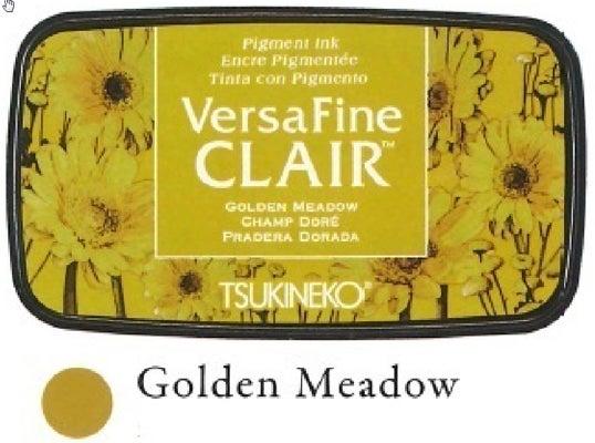 91512 - VersaFine CLAIR - VF-951 - Golden-Meadow - Stempelkissen -