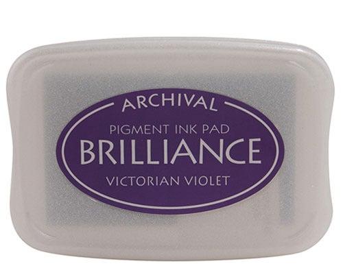 94217 - Brilliance - Victoria Violet - Stempelkissen -