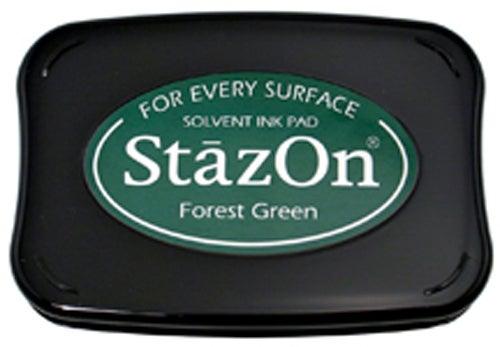 98299 - StazOn - Forest Green - Stempelkissen -