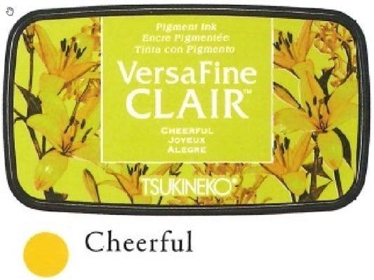 91511 - VersaFine CLAIR - VF-901 - Cheerfull - Stempelkissen -