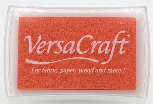 96032 - VersaCraft - Apricot - Stoff-Stempelkissen -