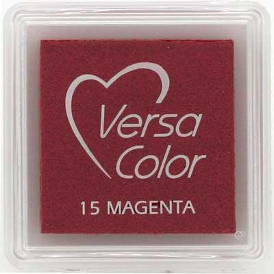 97015 - VersaColor Mini - Magenta - Stempelkissen -
