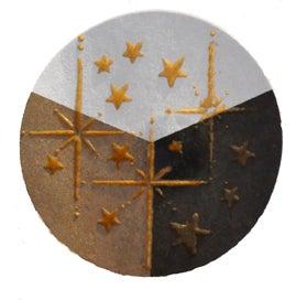 65494 - Embossing-Pulver - 10 Gramm - Creme Gold Deckend -