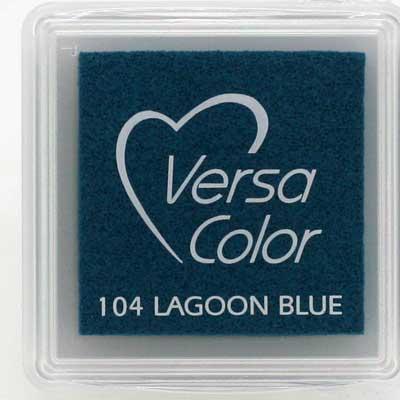 97104 - VersaColor Mini - Lagoon Blue - Stempelkissen -
