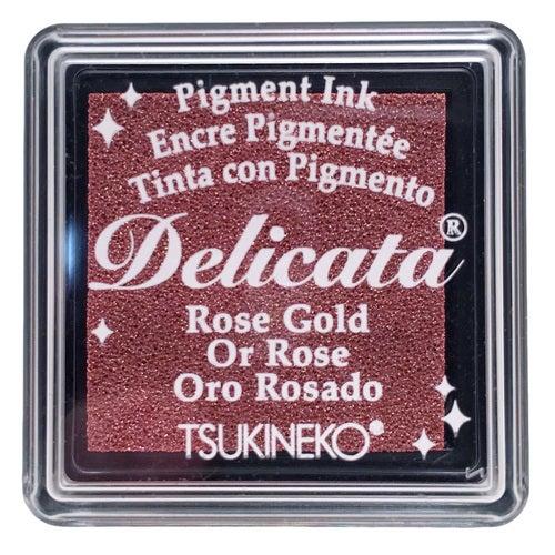 85057 - Delicata - Mini - Rose Gold - Stempelkissen -