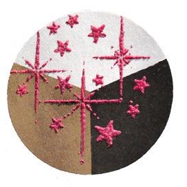 65436 - Embossing-Pulver - 10 Gramm - Pink + Flitter Perlmutt -