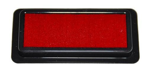 42613 - Tinten-Stempelkissen - Orange - 41x82 mm
