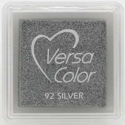 97092 - VersaColor Mini - Silver Metallic - Stempelkissen -