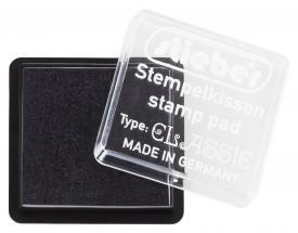 43382 - Tinten-Stempelkissen - Schwarz - 41x41 mm
