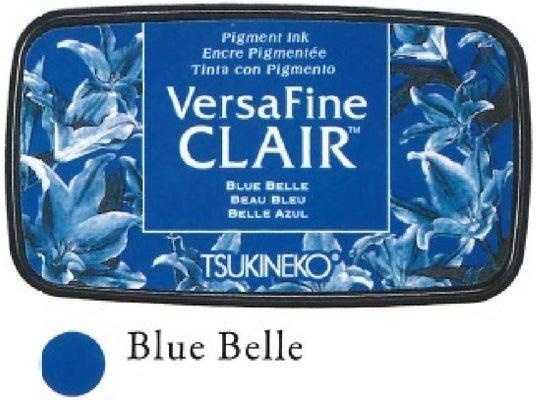 91518 - VersaFine CLAIR - VF-601 - Blue Belle - Stempelkissen -