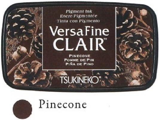 91555 - VersaFine CLAIR - VF-452 - Pinecone - Stempelkissen -