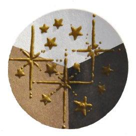 65497 - Embossing-Pulver - 10 Gramm - Gold fein - Perlmutt -
