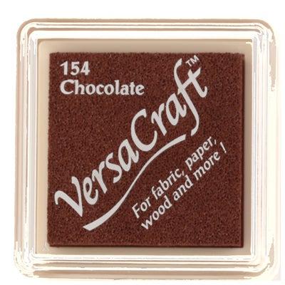 96854 - VersaCraft Mini - Chocolate - Stoff-Stempelkissen -