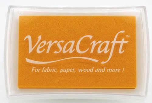 96011 - VersaCraft - Lemon Yellow - Stoff-Stempelkissen -