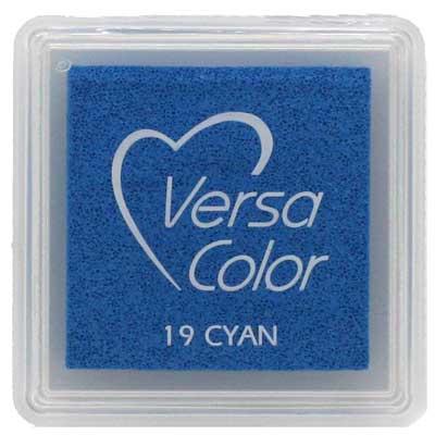 97019 - VersaColor Mini - Cyan - Stempelkissen -