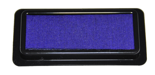 42618 - Tinten-Stempelkissen - Blau - 41x82 mm