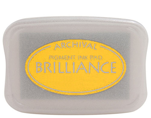 94230 - Brilliance - Pearlecent Yellow - Stempelkissen -