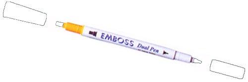 99181 - Emboss Stift  - Transparent - Filzschreiber -