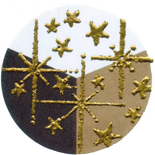 65019 - Embossing-Pulver - 10 Gramm - Gold Glimmer -