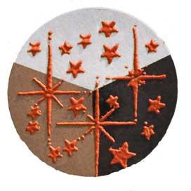 65062 - Embossing-Pulver - 10 Gramm - Orange glänzend -